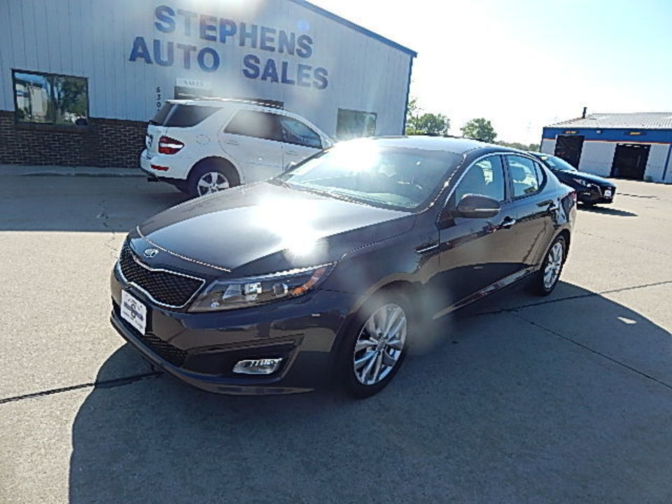 2015 Kia Optima LX  - 1AZ  - Stephens Automotive Sales