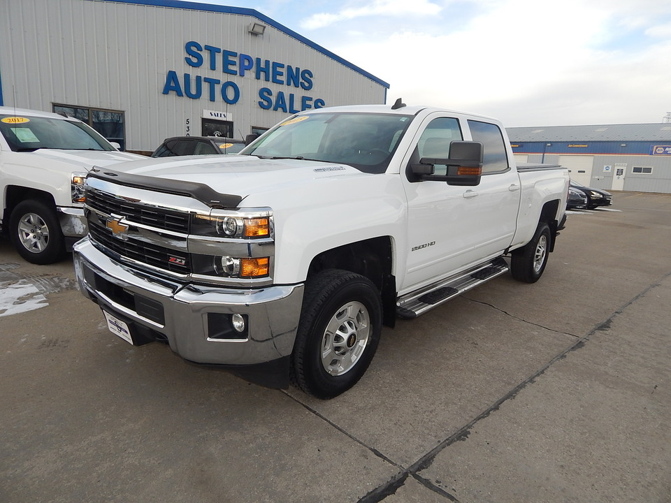2015 Chevrolet Silverado 2500HD Built After Aug 14 LT  - 666053  - Stephens Automotive Sales