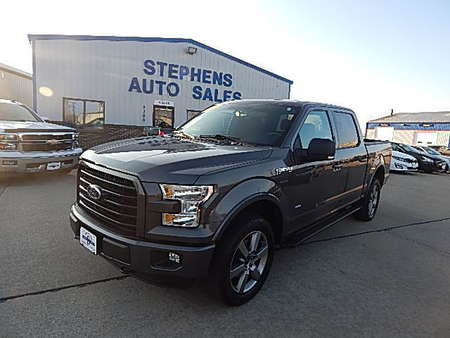 2015 Ford F-150 XLT for Sale  - A51107  - Stephens Automotive Sales