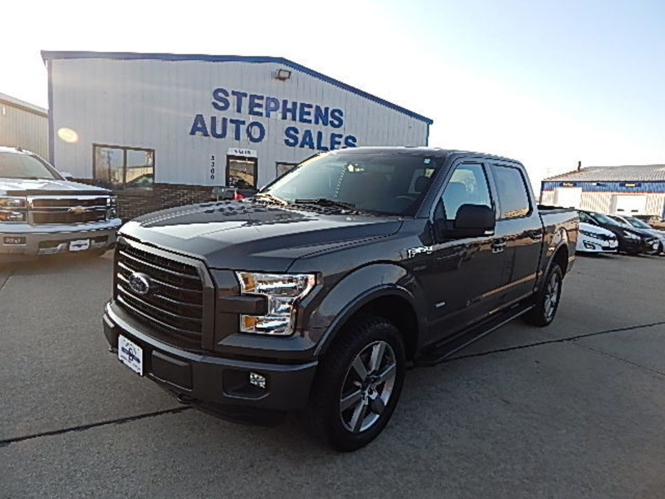 2015 Ford F-150  - Stephens Automotive Sales