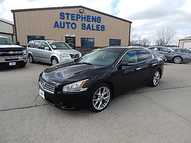 2010 Nissan Maxima  - Stephens Automotive Sales