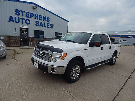 2014 Ford F-150 XLT for Sale  - D48381  - Stephens Automotive Sales
