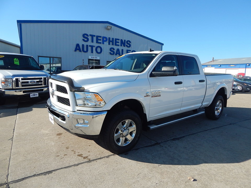 2015 Ram 2500 Outdoorsman  - 605335  - Stephens Automotive Sales