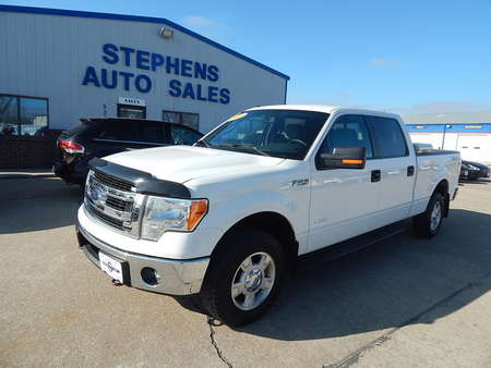 2013 Ford F-150 XLT for Sale  - F12237  - Stephens Automotive Sales