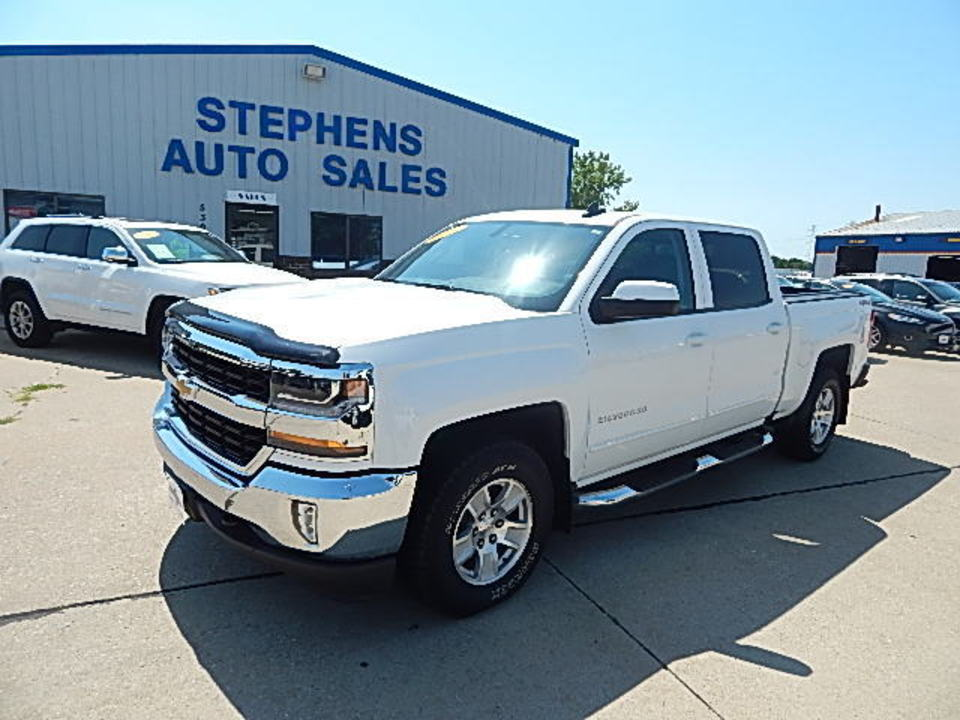 2017 Chevrolet Silverado 1500  - Stephens Automotive Sales