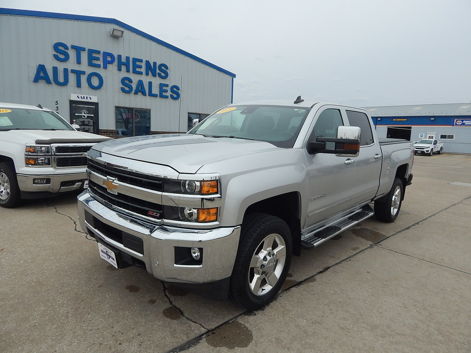 2019 Chevrolet Silverado 2500HD LTZ  - 187061  - Stephens Automotive Sales