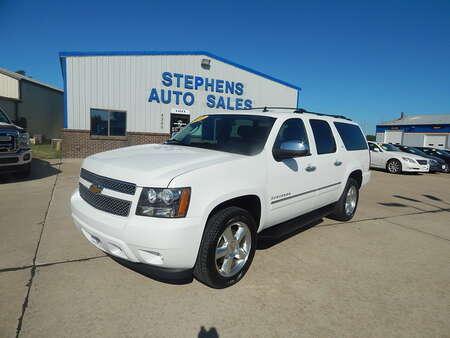 2012 Chevrolet Suburban LTZ for Sale  - 137115  - Stephens Automotive Sales