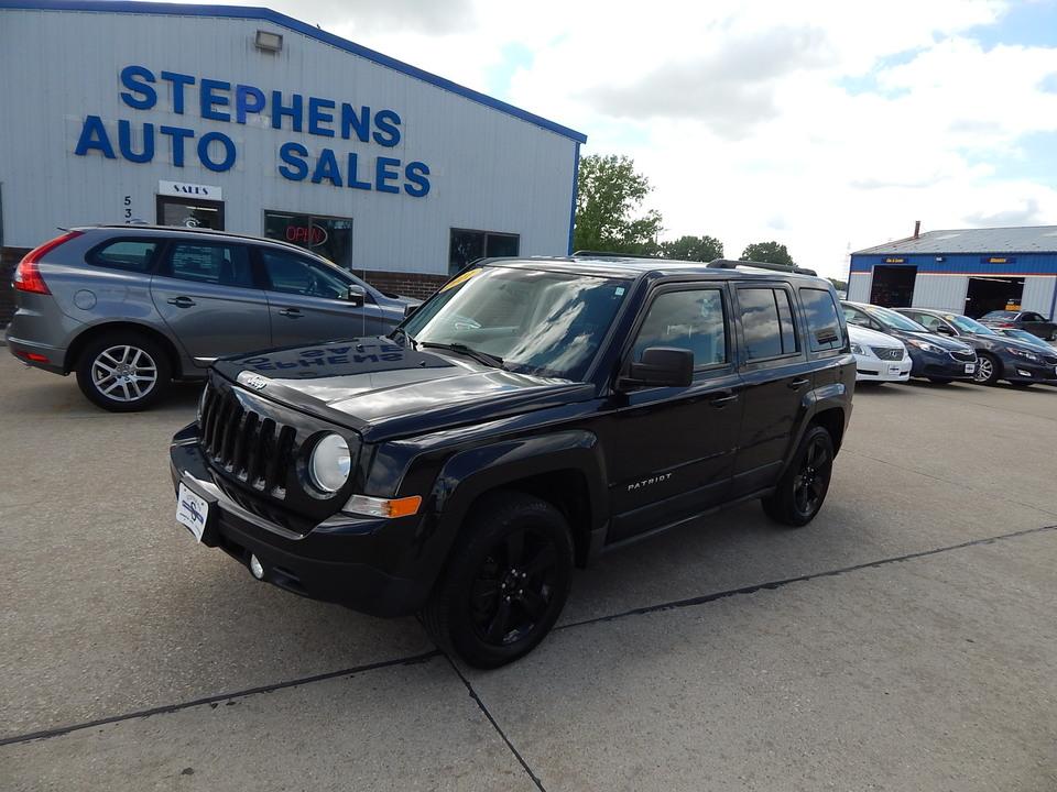2011 Jeep Patriot Sport  - 141620  - Stephens Automotive Sales