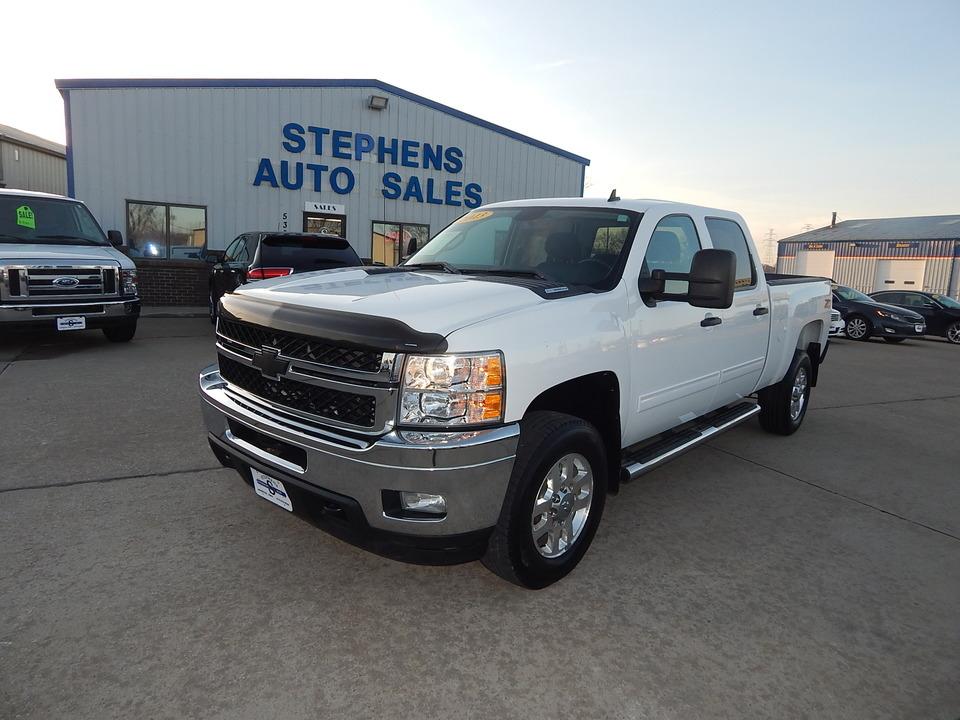 2013 Chevrolet Silverado 2500HD  - Stephens Automotive Sales