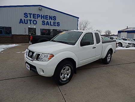 2013 Nissan Frontier SV for Sale  - 749215  - Stephens Automotive Sales