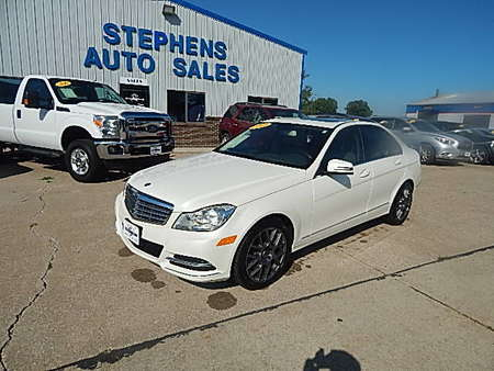 2013 Mercedes-Benz C-Class C 300 Luxury for Sale  - 803196  - Stephens Automotive Sales