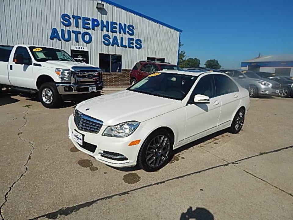 2013 Mercedes-Benz C-Class  - Stephens Automotive Sales