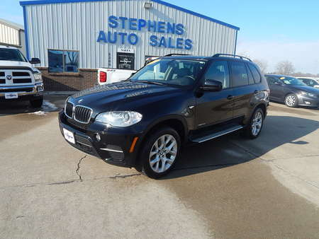 2013 BMW X5 xDrive35i Premium for Sale  - B04270  - Stephens Automotive Sales