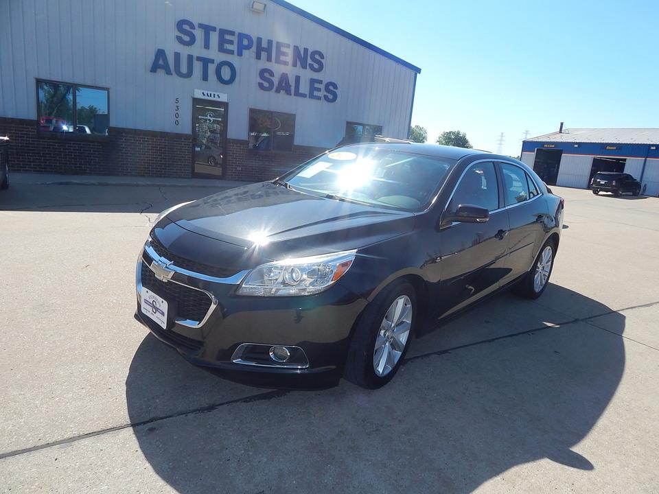 2014 Chevrolet Malibu  - Stephens Automotive Sales