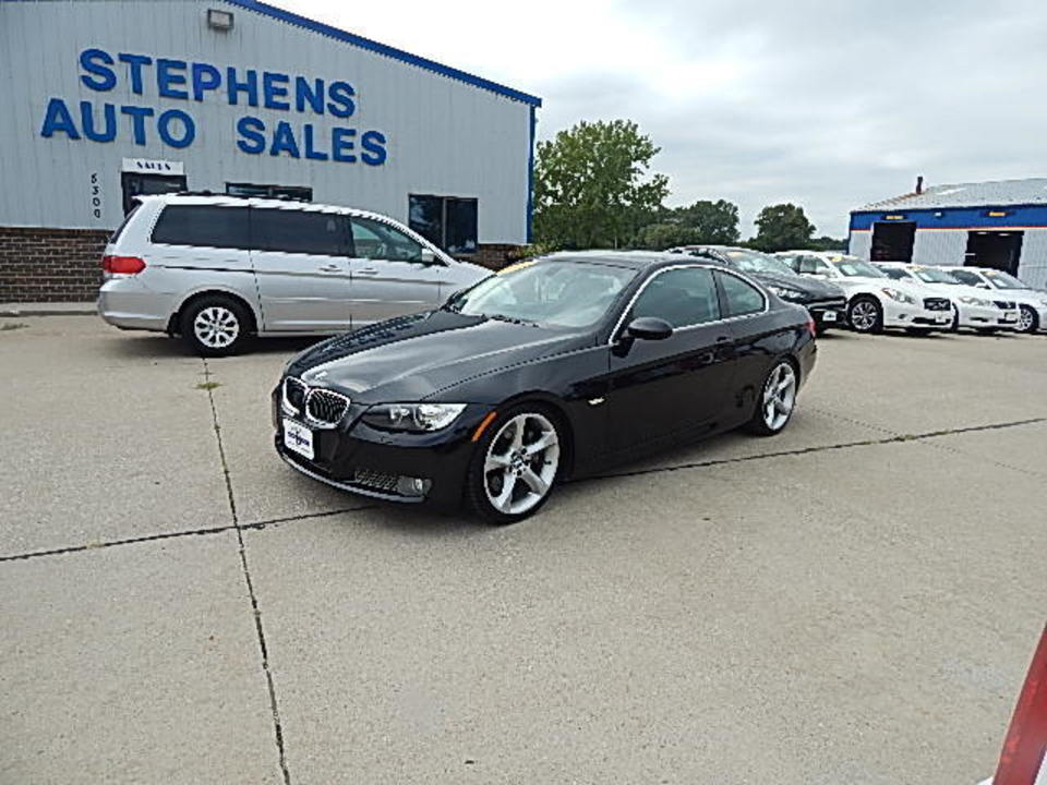 2008 BMW 3 Series  - Stephens Automotive Sales