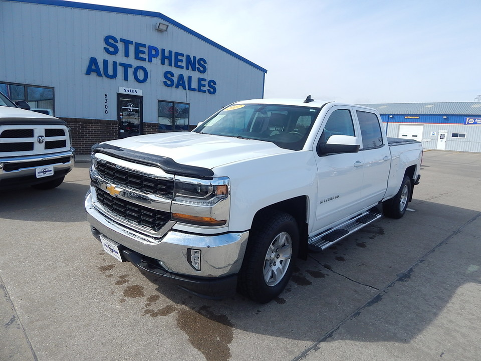 2017 Chevrolet Silverado 1500 LT  - 131983  - Stephens Automotive Sales