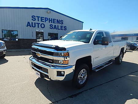 2015 Chevrolet Silverado 2500HD Built After Aug 14 LT for Sale  - 551677  - Stephens Automotive Sales