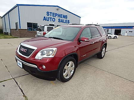 2008 GMC Acadia SLT2 for Sale  - 293126  - Stephens Automotive Sales