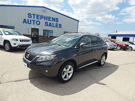 2010 Lexus RX 350  for Sale  - 23  - Stephens Automotive Sales