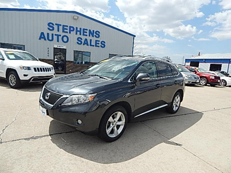 2010 Lexus RX 350  - Stephens Automotive Sales