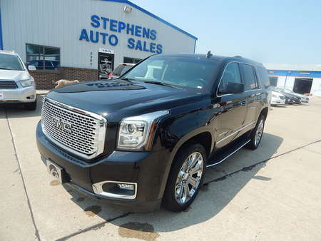 2017 GMC Yukon Denali for Sale  - 378558  - Stephens Automotive Sales