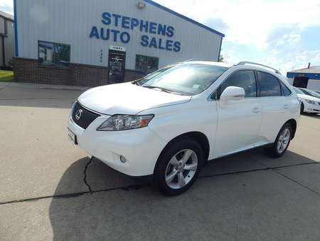 2011 Lexus RX 350  for Sale  - 27P  - Stephens Automotive Sales