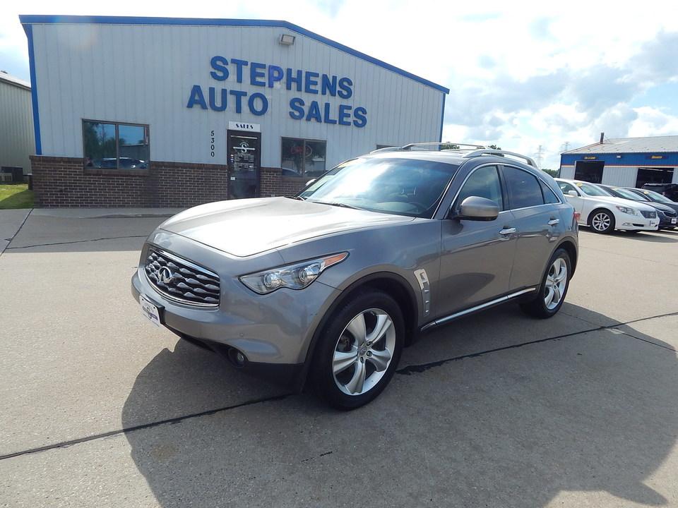 2011 Infiniti FX35  - Stephens Automotive Sales