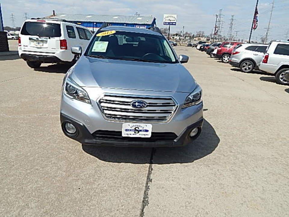 2015 Subaru Outback  - Stephens Automotive Sales
