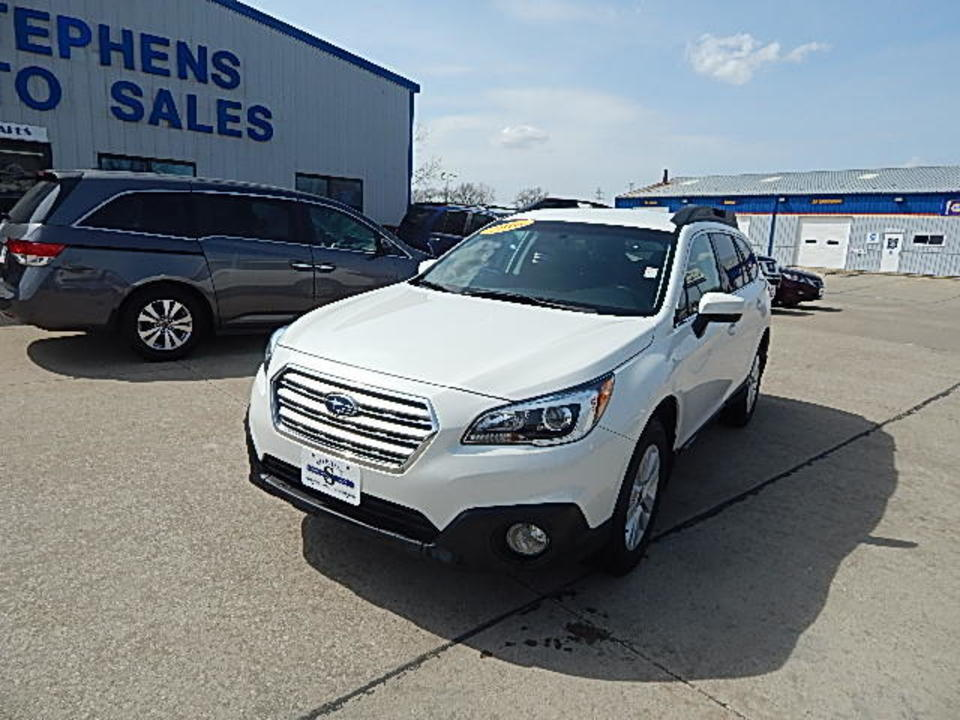 2016 Subaru Outback  - Stephens Automotive Sales