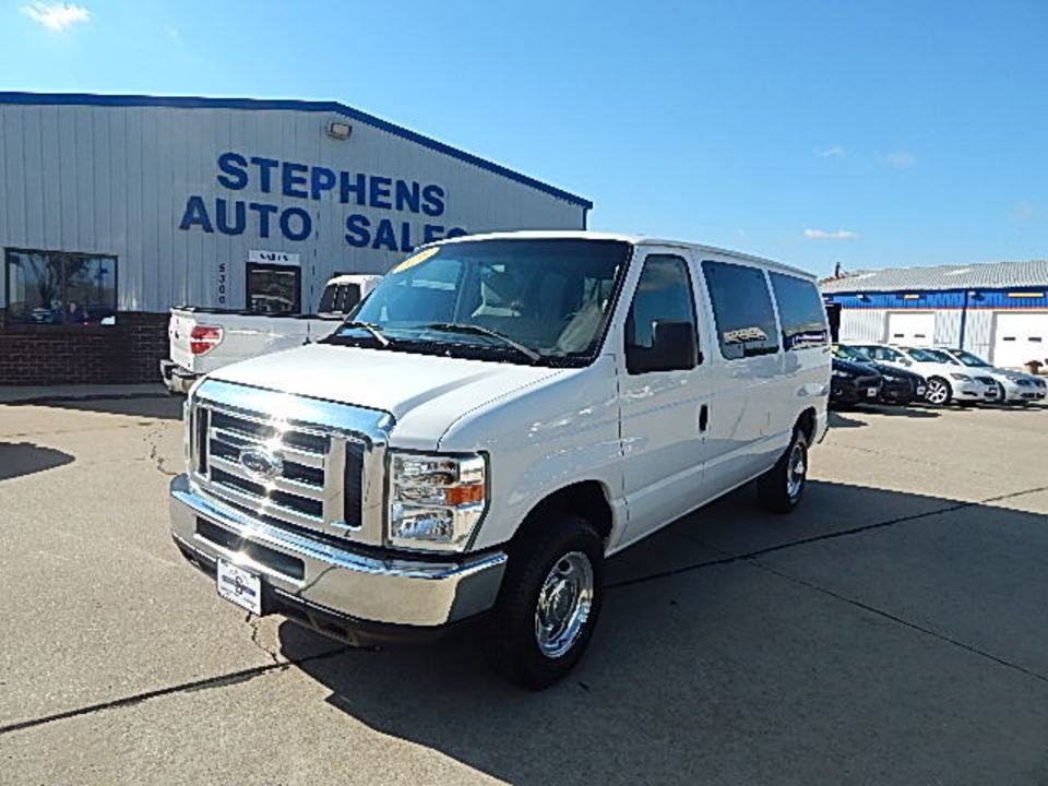 2009 Ford Econoline  - Stephens Automotive Sales