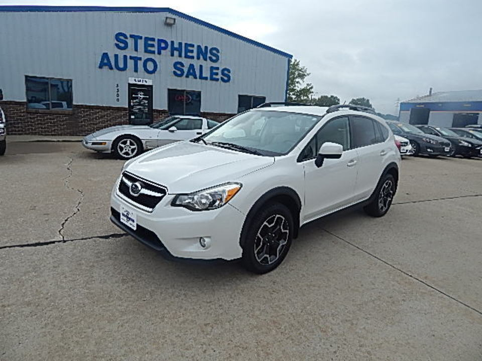 2014 Subaru XV Crosstrek  - Stephens Automotive Sales