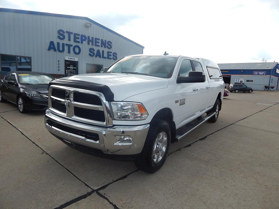 2017 Ram 2500  - Stephens Automotive Sales