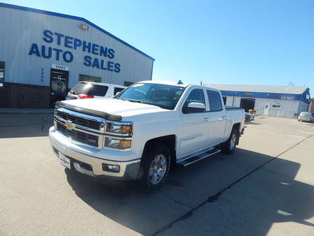 2015 Chevrolet Silverado 1500 LT for Sale  - 465317  - Stephens Automotive Sales
