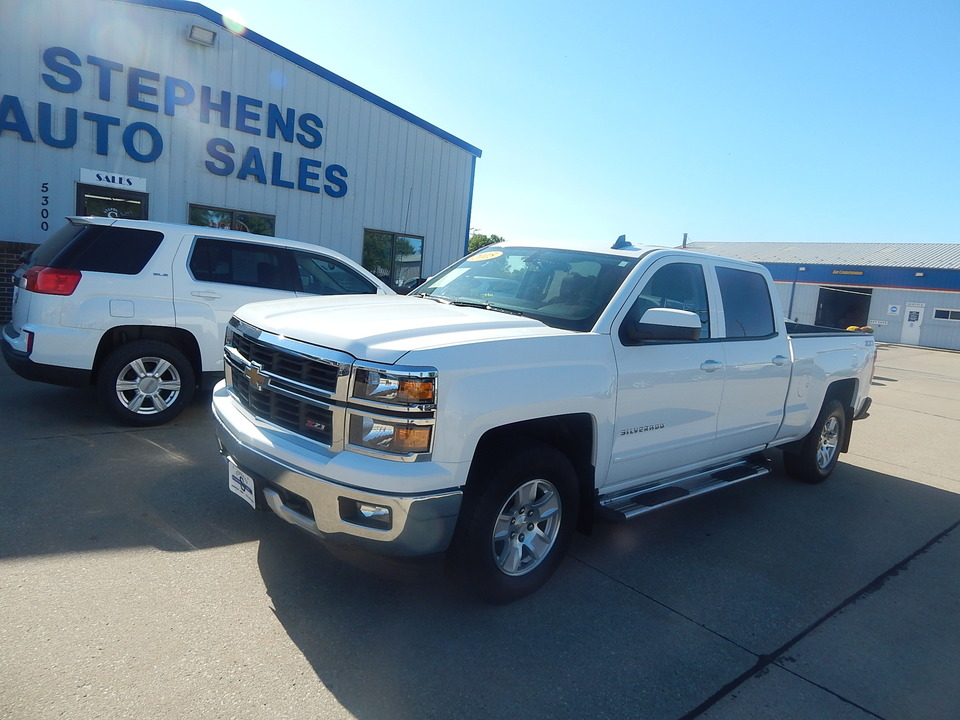 2015 Chevrolet Silverado 1500 LT  - 480816  - Stephens Automotive Sales