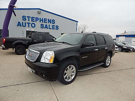 2008 GMC Yukon Denali  for Sale  - 8J  - Stephens Automotive Sales