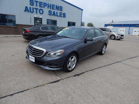 2014 Mercedes-Benz E-Class E 350 Luxury for Sale  - 019956  - Stephens Automotive Sales