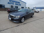 2014 Mercedes-Benz E-Class  - Stephens Automotive Sales