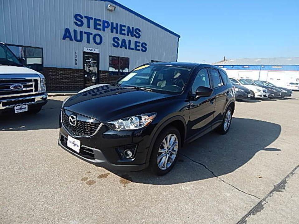 2015 Mazda CX-5  - Stephens Automotive Sales