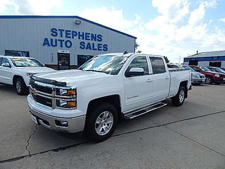 2015 Chevrolet Silverado 1500 LT/Z71 for Sale  - 491127  - Stephens Automotive Sales