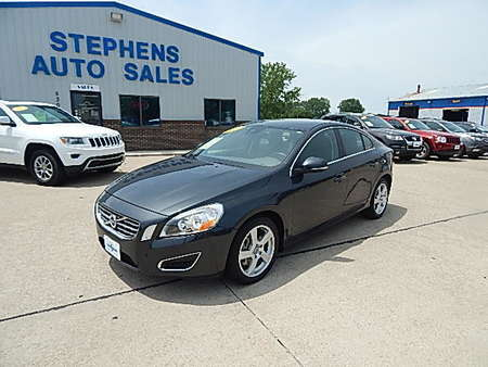 2013 Volvo S60 T5 for Sale  - 6  - Stephens Automotive Sales