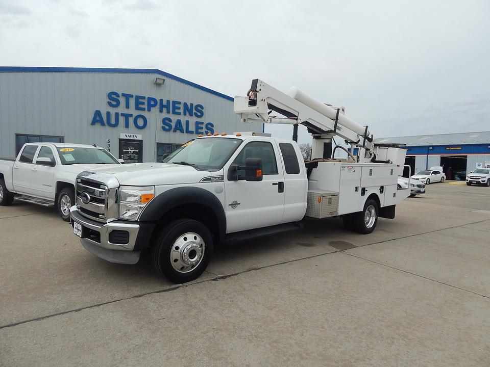 2012 Ford F-550  - Stephens Automotive Sales