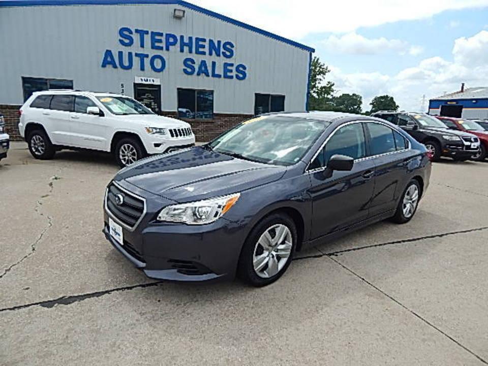 2015 Subaru Legacy  - Stephens Automotive Sales