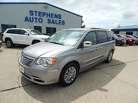 2014 Chrysler Town & Country Touring-L for Sale  - 25L  - Stephens Automotive Sales