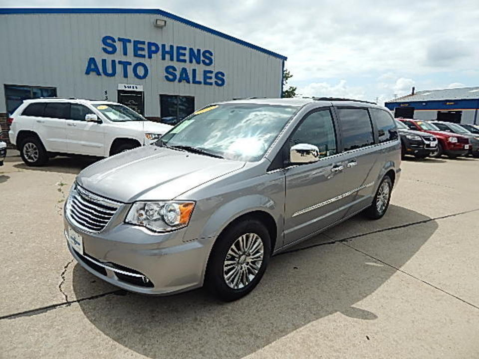 2014 Chrysler Town & Country  - Stephens Automotive Sales