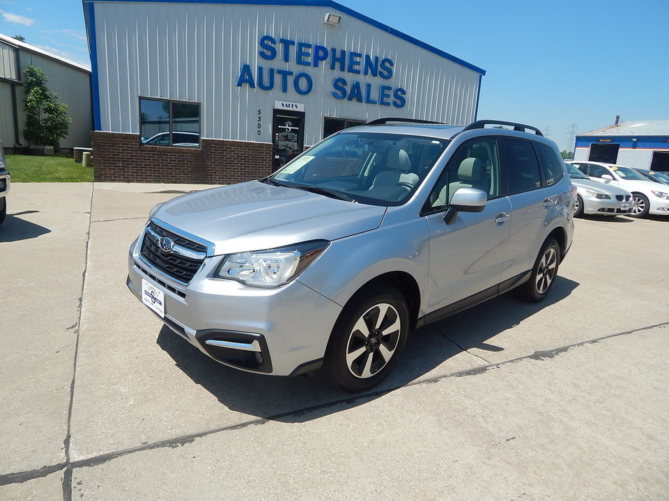 2017 Subaru Forester  - Stephens Automotive Sales