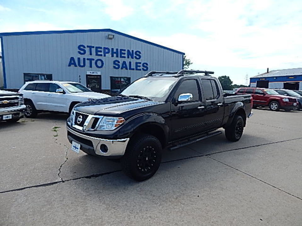 2010 Nissan Frontier  - Stephens Automotive Sales