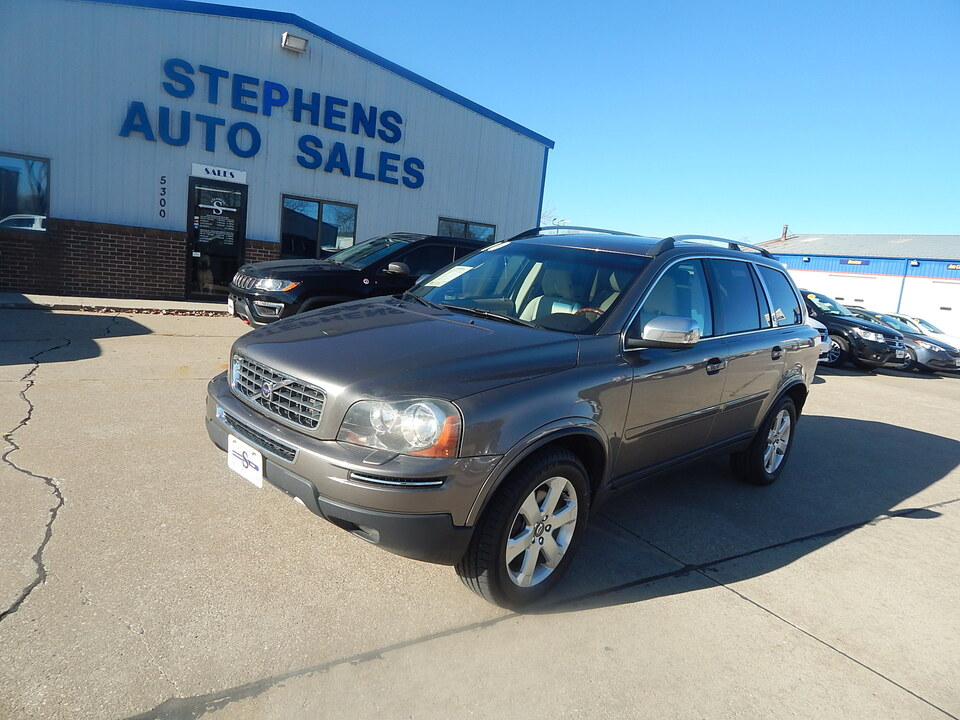 2010 Volvo XC90 V8  - 28K  - Stephens Automotive Sales