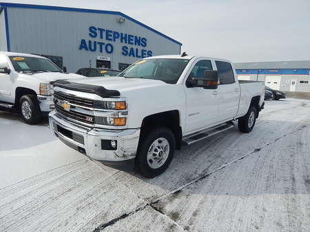 2015 Chevrolet Silverado 2500HD Built After Aug 14 LT for Sale  - 541810  - Stephens Automotive Sales