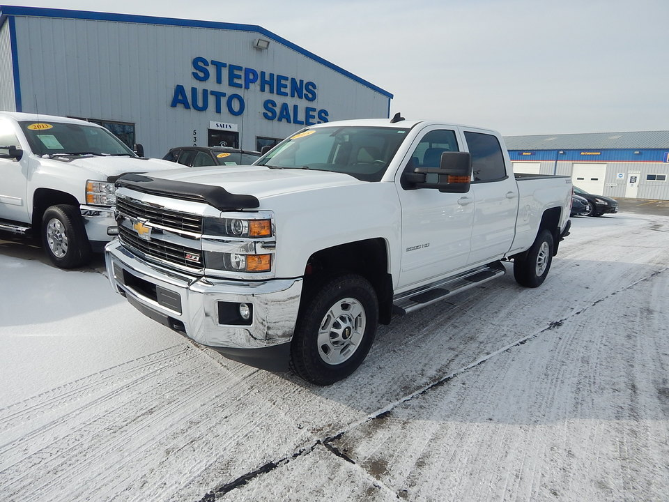 2015 Chevrolet Silverado 2500HD Built After Aug 14 LT  - 541810  - Stephens Automotive Sales