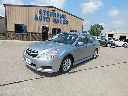 2012 Subaru Legacy 2.5i Premium for Sale  - 032627  - Stephens Automotive Sales
